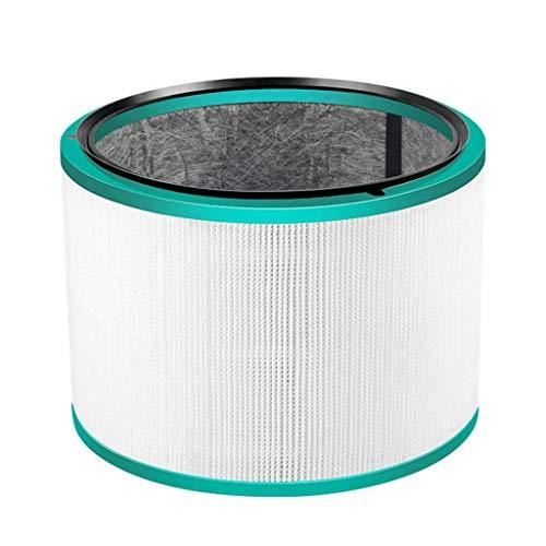 Quailitas Ersatz-Hepa-Filter für Dyson DP01 Des HP02 Pure Hot + Cool Link Luftreiniger