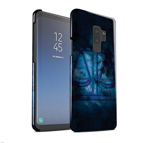 Stuff4 Telefoonhoesje/Cover/Skin/SG-3DSWG/Zodiac Star Sign Collection Telefoon Huid Samsung Galaxy S9 Plus/G965 Weegschaal/Weegschaal