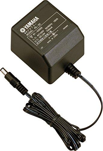 Genuine Yamaha AC Adapter Power Supply DC12V 700mA 12.5W Model: PA-3C 12V