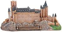 セゴビア城女神樹脂工芸彫刻スペイン古代の建物のお土産グッズホームデコレーションのミニチュアモデル