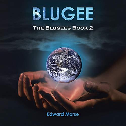 Blugee audiobook cover art