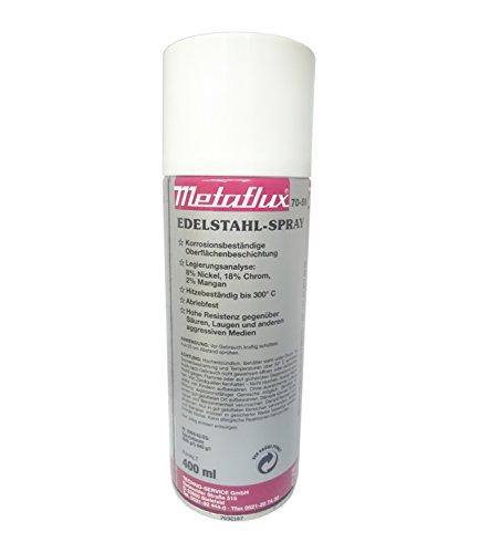 METAFLUX Edelstahl-Spray 400ml