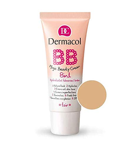 Dermacol BB Magic Beauty Cream 8 in 1 SPF15 30ml - Fair