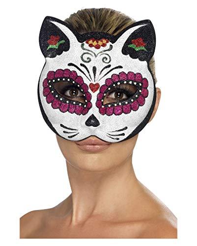 Masque crâne Cat Sugar