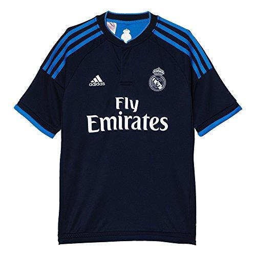 adidas Trikot Real Madrid Replica Ausweich Camiseta Tercera equipación, Hombre, Azul (Aninoc/Azubri), 176