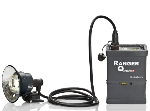 Elinchrom Ranger Quadra HYBRID AS RX - TO GO Starter Set A >>ACTIONFREEZE<< 10407