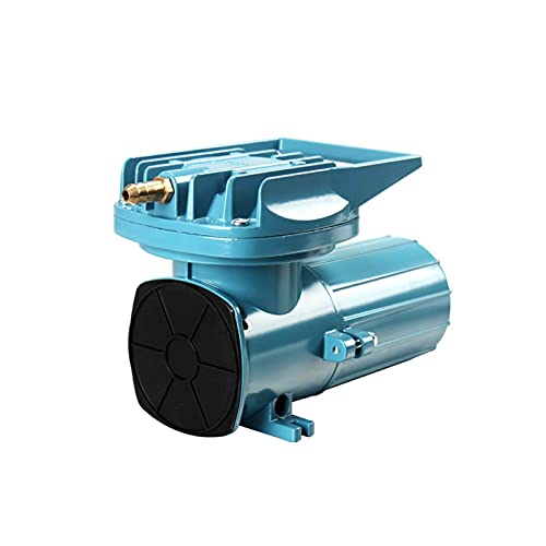 HUAHUA JUSU Store Stabile Leistung der DC-Sauerstoff-Luftpumpe 12V langlebige große Verschiebung Energieeinsparung Langer Leben Aluminiumlegierung (Color : MPQ903 Air Pump)