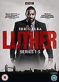 Luther Series 1-5 Box Set [Edizione: Regno Unito] [DVD]