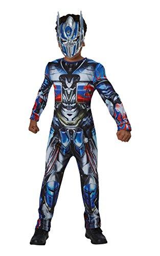 Rubie's, Transformers ufficiale, l'ultimo cavaliere, Optimus Prime, costume per bambino
