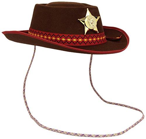 Carnival Toys S.R.L. – Chapeau de cowboy à partir de 3 ans