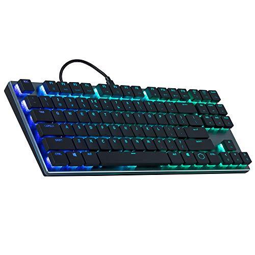 Cooler Master SK630 Tastatur, schwarz