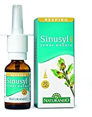 Naturando - Sinusyl 20 Ml Spray Nasal