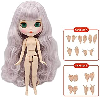 Icy Factory Blyth Doll Nude 30Cm Customized Doll 1/6 Bjd Doll With Joint Body Hand Sets Ab As Gift Special Price Thing You Must Have 5 Year Old Boy Gifts Childrens Favourites Superhero Classroom