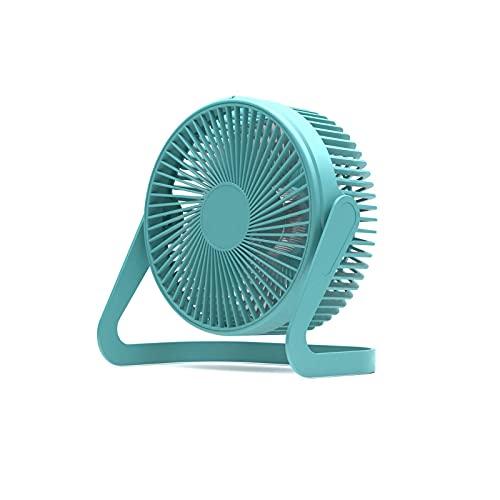 N\C 6 pulgadas Usb Fan Escritorio Fan Ordenador Mini Ventilador Eléctrico Usb Mini Ventilador Silencioso De Alto Grado De Plástico