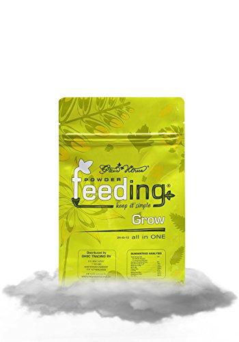 Green House Powder Feeding Grow nutrienti per piante all in one Feed 500grams