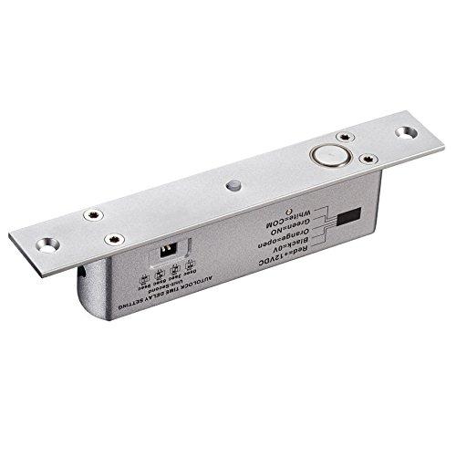 UHPPOTE Ausfallsicheres elektrisches Bolzenschloss mit NO/COM Signalzeit & LED Niedrigtemperatur