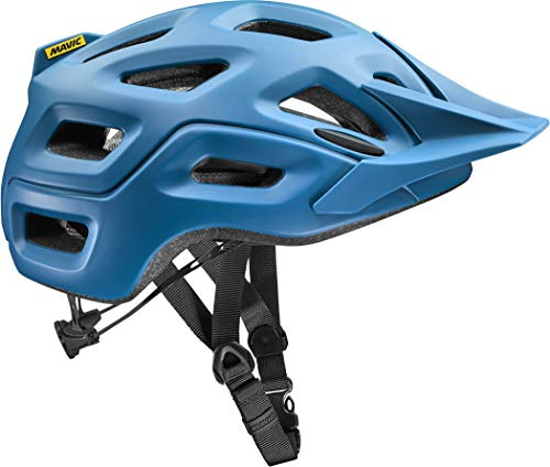 MAVIC Crossride Helm Herren Mykonos Blue Kopfumfang L | 57-61cm 2020 Fahrradhelm