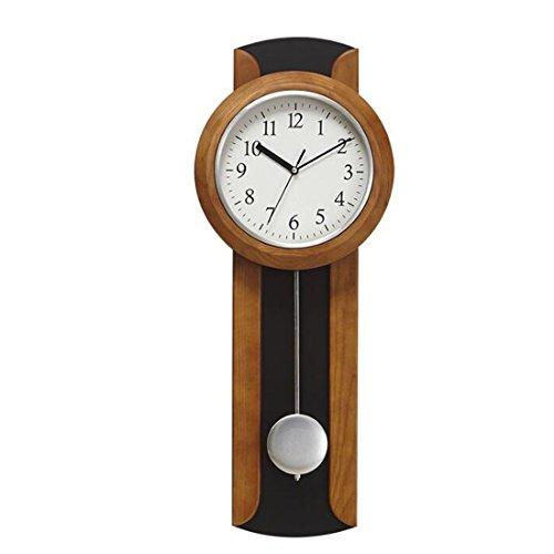 Wanduhr Stumm Kreative Handarbeit Wohnzimmer Wanduhr Mit Glasschiebedach Gesicht Schöne Uhr Pendel Zwei Staub