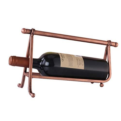 Soporte Organizador de botelleros Decoración Moderna del Gabinete del Vino De La Sala De Estar De La Botella De Vino De La Decoración Estantes de exhibición del Soporte del almacenamie