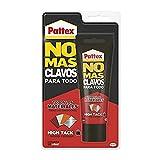 Pattex No Mas Clavos Para Todo HighTack Adhesivo de montaje resistente a temperaturas extremas,...