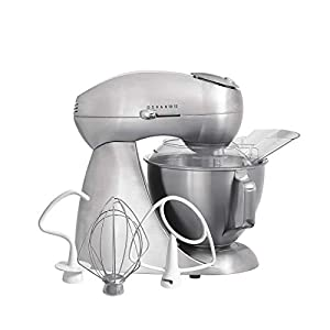 Hamilton Beach Eclectrics 6220 Stand Mixer Review on