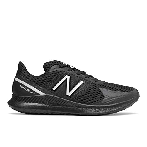 New Balance Vatu V1 - Zapatillas de correr para hombre, Negro (Negro/Blanco), 45 EU