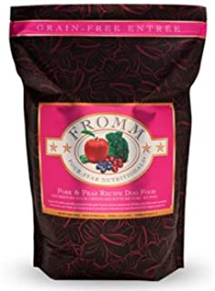 Fromm Four Star Grain-free Pork & Peas Dry Dog Food (4lb)