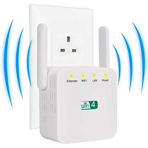 KagoLing WiFi Booster, Wifi Range Extender Wireless Booster 2.4/5GHz...