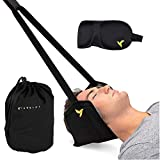 Farelot Sling Hammock – Neck Traction Device for Neck Pain Relief – Relieve Stress, Relax & Reduce Stiffness for Neck and Shoulders – Ideal Gift Idea for Men and Women