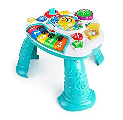 christmas gifts for baby's first christmas, standing table toy with lights and sounds