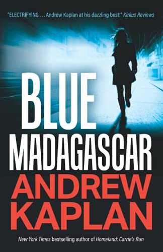 Compare Textbook Prices for Blue Madagascar  ISBN 9781736809914 by Kaplan, Andrew
