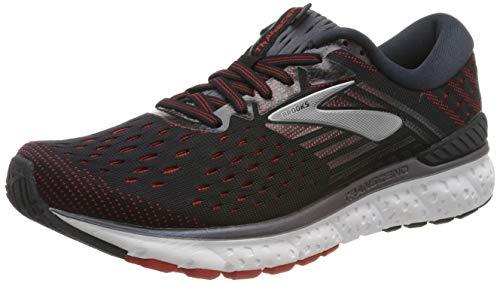 Brooks Transcend 6, Zapatillas de Running para Hombre, Negro