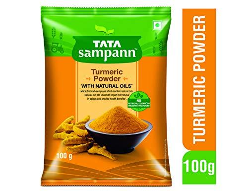 Tata Sampann Turmeric Powder Masala 100g