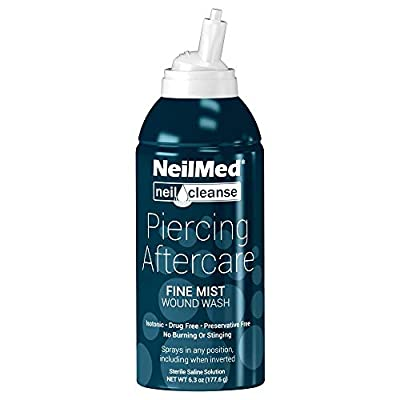 NeilMed NeilCleanse Piercing Aftercare