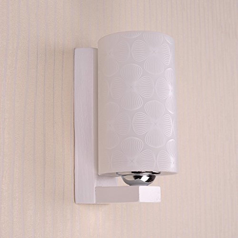 Einfaches und modernes Holz führte Nachttischlampenschlafzimmerkorridorholzhotel-Hoteltechnikwand-Lampenbeleuchtung