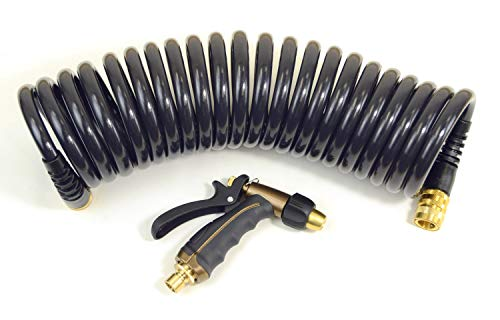"OLMSTED FORGE Hose Kit, 2 pcs: 1/2"" ID x 25"
