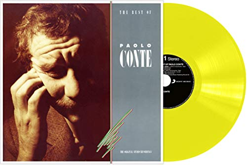 Best of Paolo Conte [Yellow Colored Vinyl] [Import]