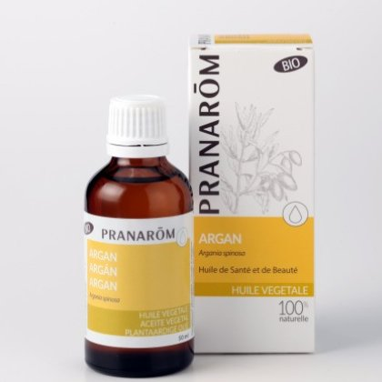 アルガン油 50ml プラナロムの最高級植物油:キャリアオイル