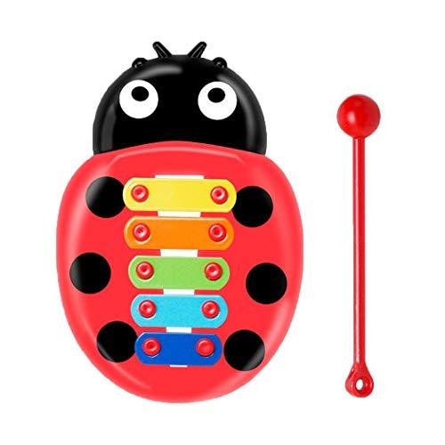 Pairkal Multi Colour Wooden Baby Kid Toddler Xylophone Toy Musical Instrument Educational Development Toys Giocattolo di Strumento Musicale di Formazione Precoce della Tas Chiodi e martelli