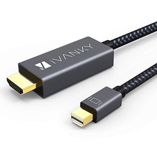 IVANKY Cable Mini DisplayPort a HDMI