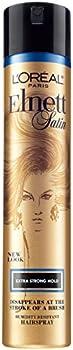 L'Oreal Paris Elnett Satin Extra Strong Hold Hairspray 11 Ounce