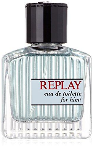Replay Man homme / men, Eau de Toilette / Spray, 50 ml