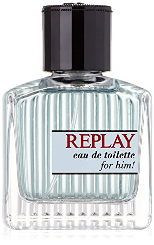 Replay Man homme / men, Eau de Toilette / Spray, 50 ml
