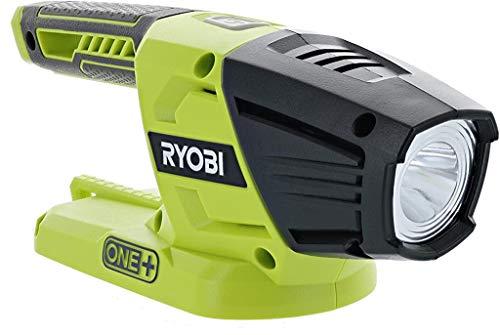 Ryobi P705 One+ 18V Lithium Ion LED 130 Lumen Flashlight (Battery Not Included/Flashlight Only)