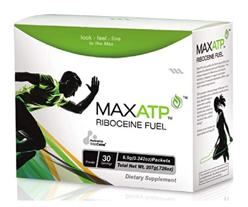Max ATP, Riboceine Fuel, 30 Packets (0.24 Ounce), 30 Servings