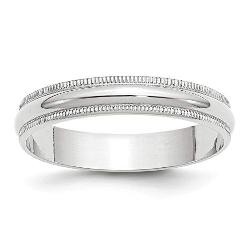 JewelryWeb oro 375 oro blanco 9 quilates (375)