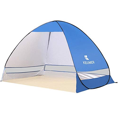 WGYDREAM Camping Tent Outdoor Automatic Pop Up Beach Tent, Portable Anti-UV Tent (Color : D)