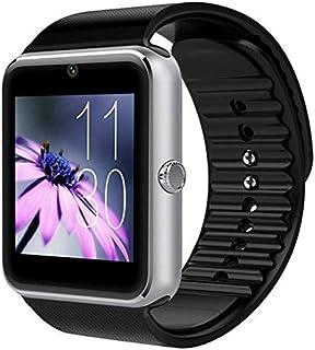 GT08 Smartwatch Bluetooth with SIM card Anti-Lost Pedometer-Black