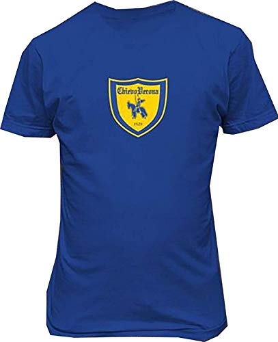 vbcnfgdntdy Calcio Chievo Verona Italia Mens Casual T Shirt L