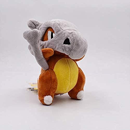 DINGX EIN Geburtstagsgeschenk aus 18 cm Plüschtieren mit quadratischem Porzellanspielzeug aus Bone China Chuangze
